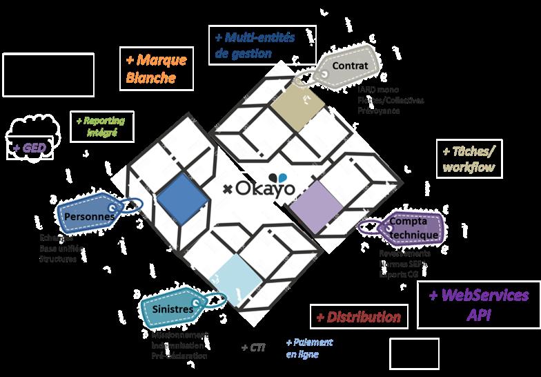 Choisir Okayo pour la couverture fonctionnelle